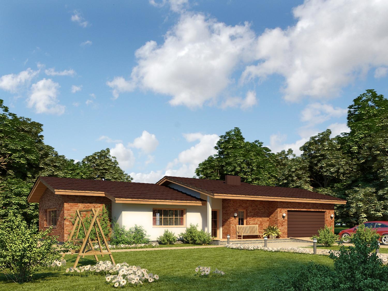 Mājas projekts Benigna