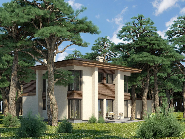 Mājas projekts Airida