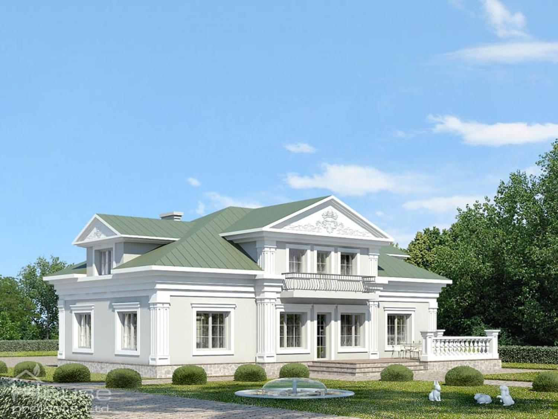 Mājas projekts Rafaelis