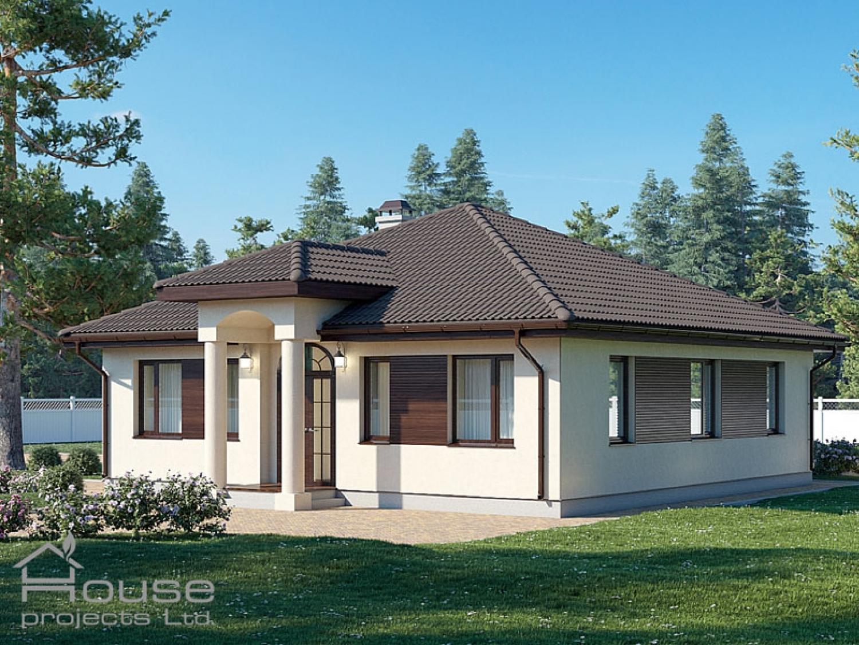 Mājas projekts Jomantas