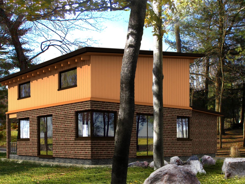 Mājas projekts Greta