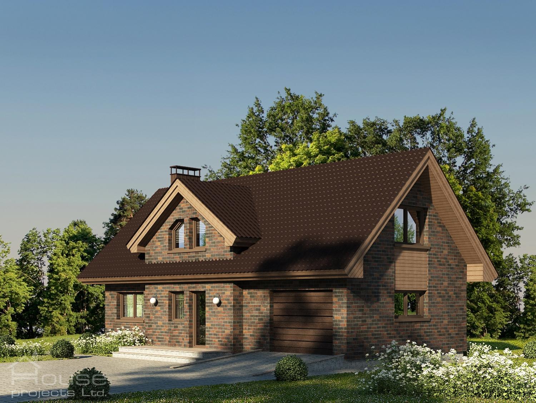 Mājas projekts Gilvydas