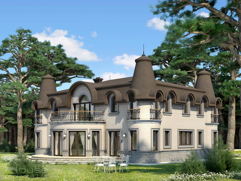 Mājas projekts Florentina