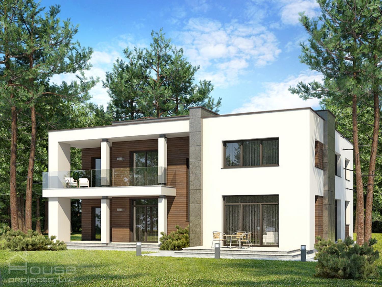 Mājas projekts Ēvalds