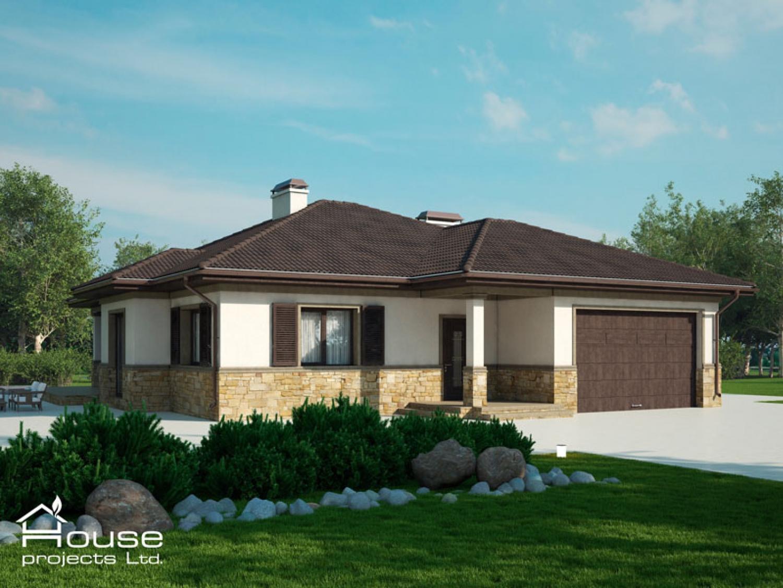 Mājas projekts Dorotėja