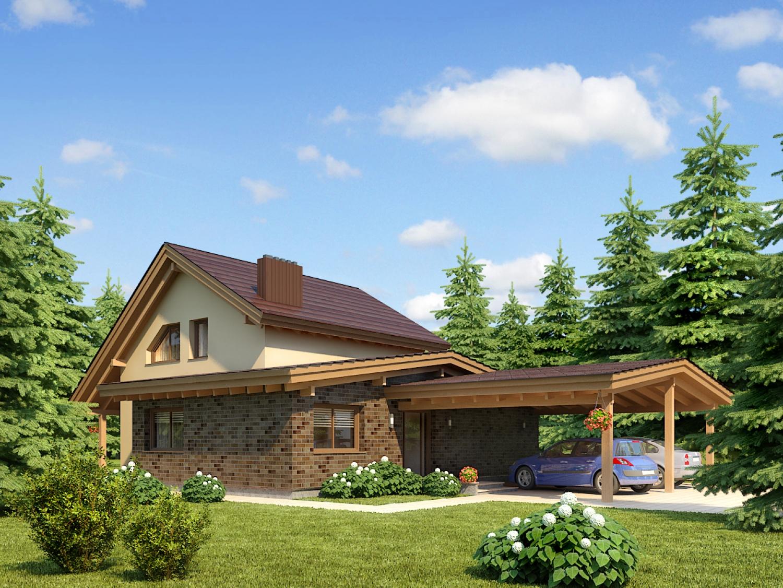 Mājas projekts Deimantas