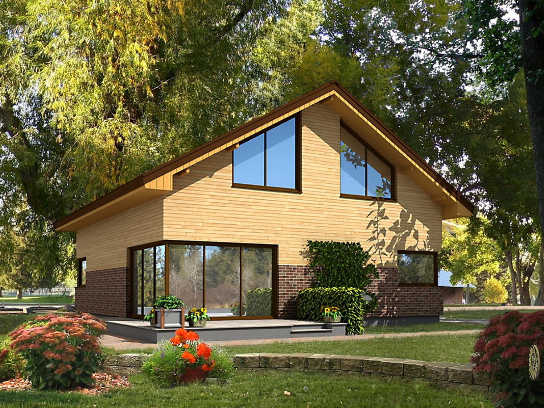 Mājas projekts Brigita