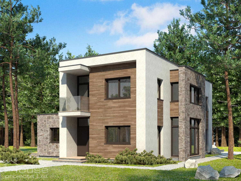 Mājas projekts Augustinas