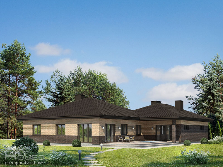 Mājas projekts Arnoldas