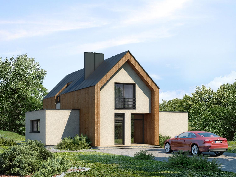 Mājas projekts Aigars