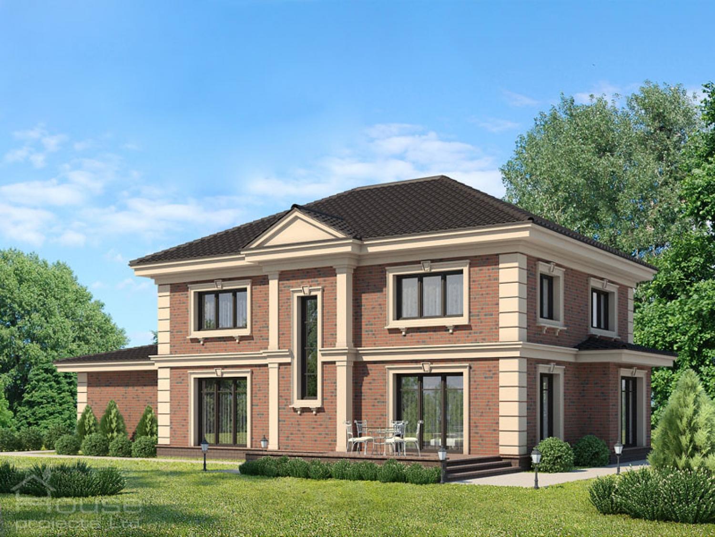 Mājas projekts Albertas