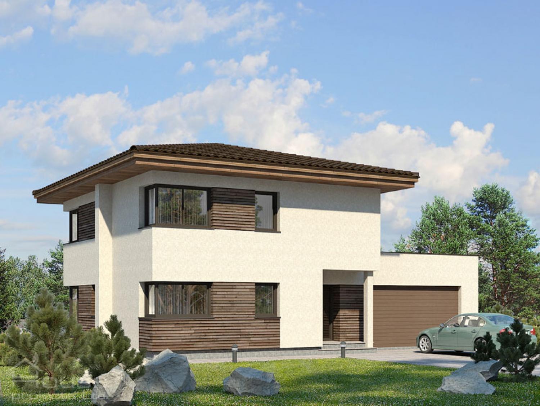Mājas projekts Airidas