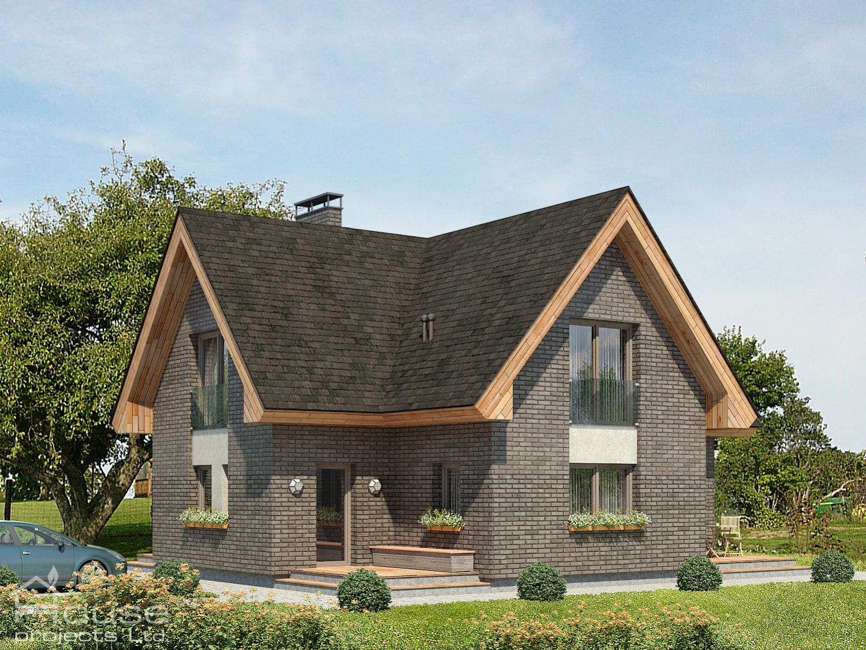 Mājas projekts Emilis