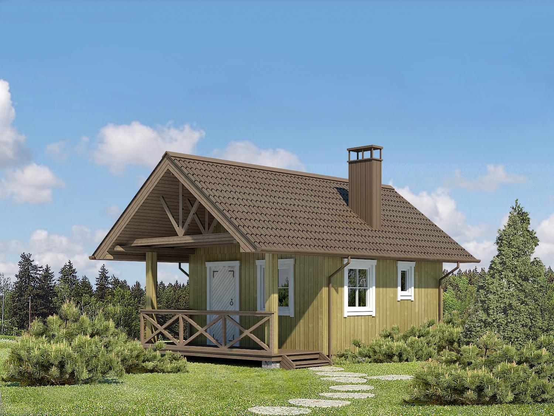 Mājas projekts Agates ciemats