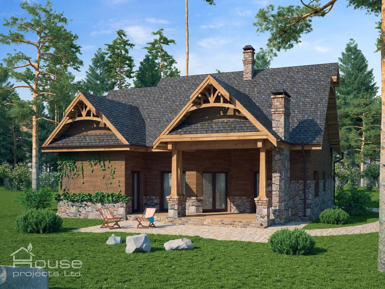 Mājas projekts Aida