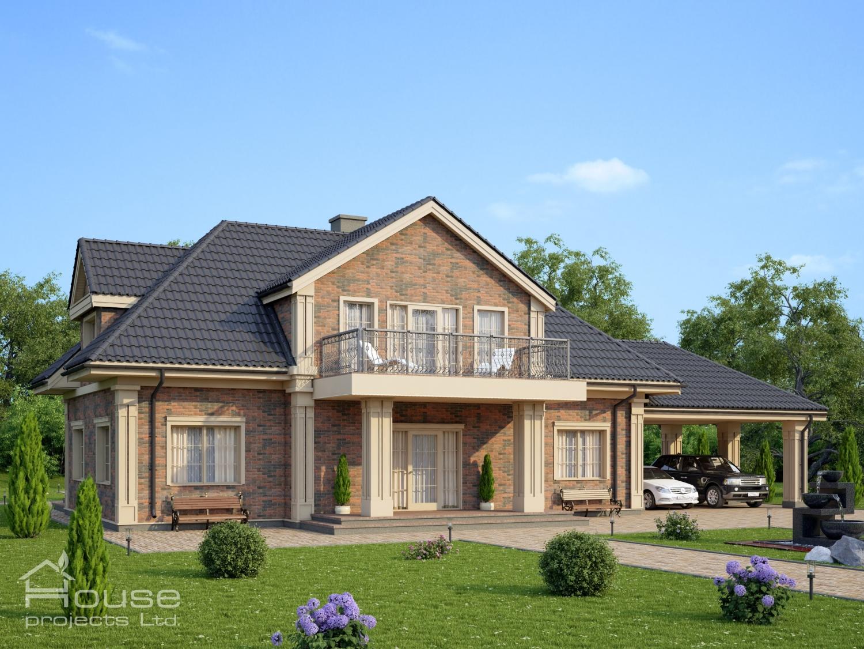 Mājas projekts Augusts