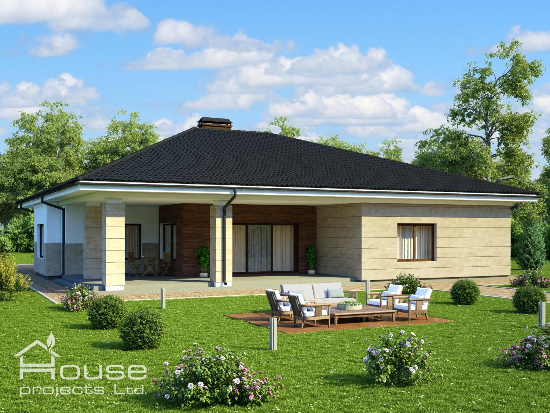 Mājas projekts Ikaras