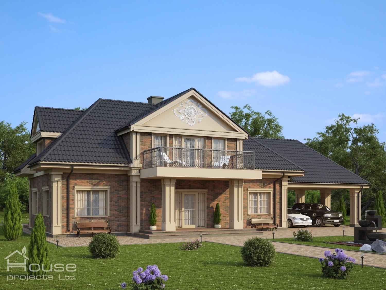 Mājas projekts Augustas
