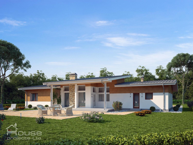 Mājas projekts Ajus