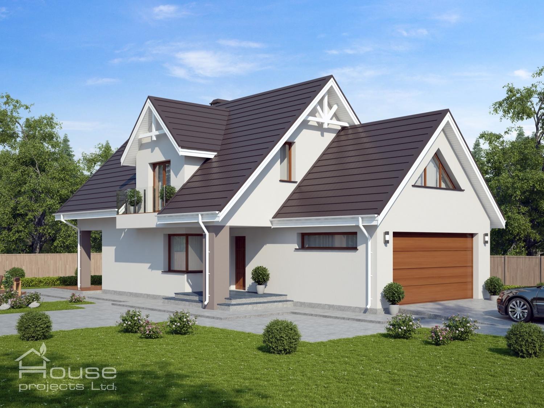 Mājas projekts Daimona